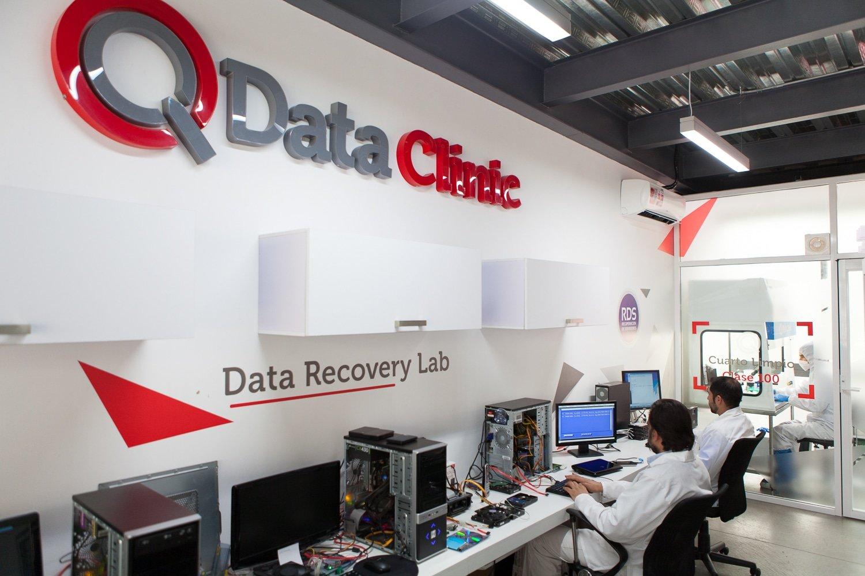Laboratorio de DataClinic Recuperación de Datos Discos Duros