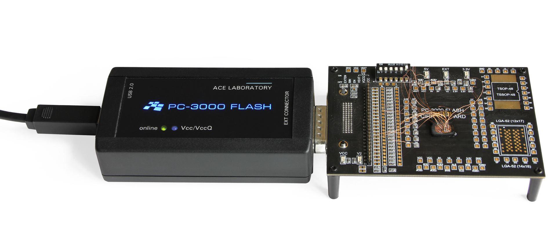 Recuperación de Datos de Memorias USB, SD, CF, MicroSD y SSD